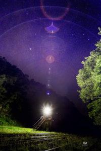 voie lenticulaire