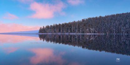 panorama d'un hiver au Servières | www.franckmaillet.com