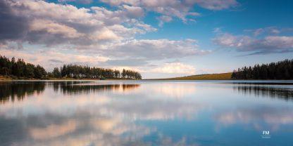 Automne au lac de Servières | www.franckmaillet.com