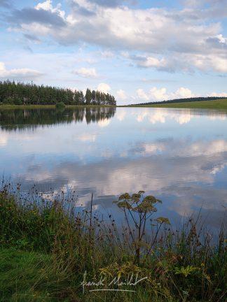 Belle photographie du Lac Servières